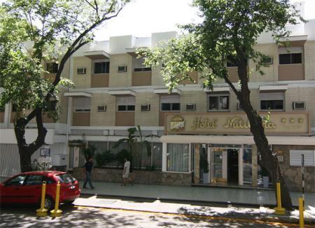 Hotel Nutibara, Mendoza