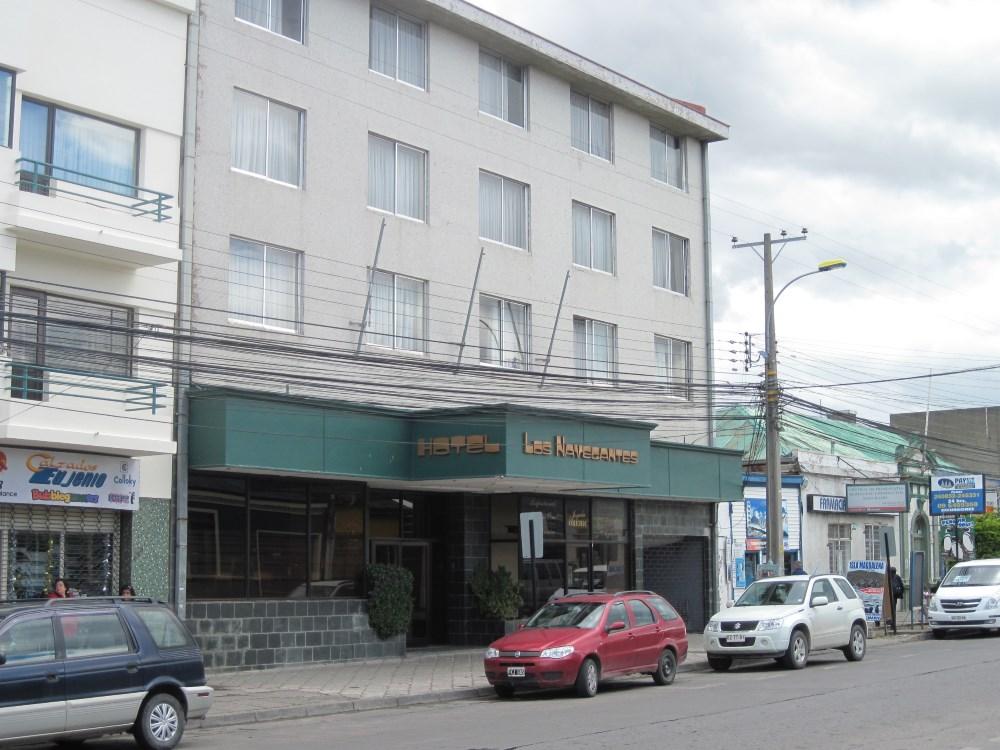 Los Navegantes Hotel, Punta Arenas