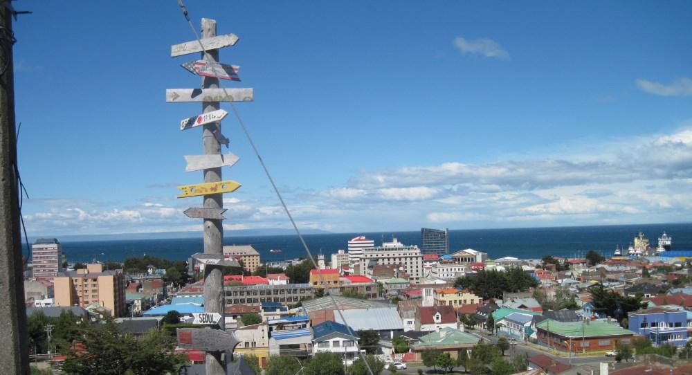 View of Punta Arenas