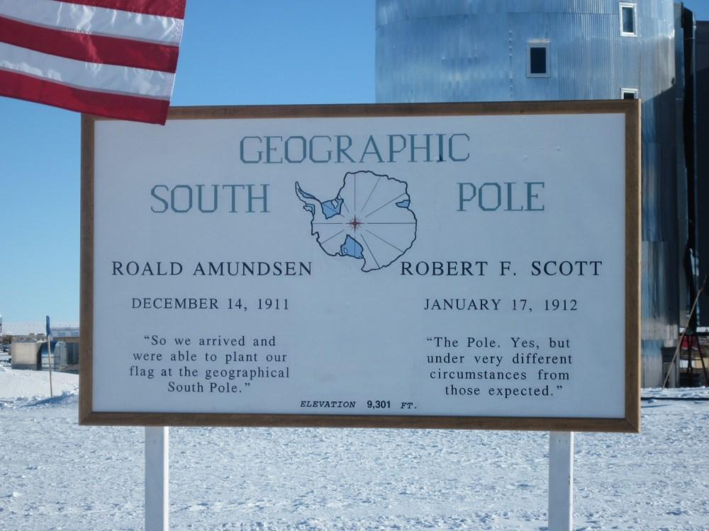 True Pole marker