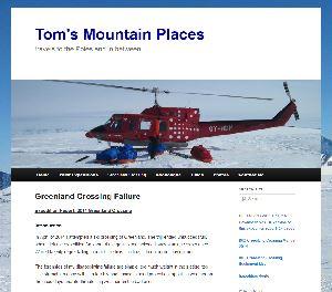 Greenland Crossing Failure