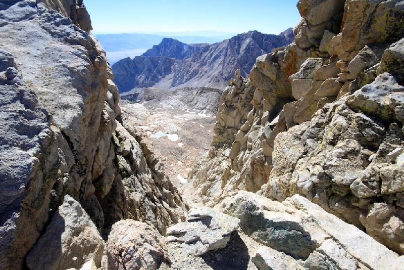 Mt Whitney windows