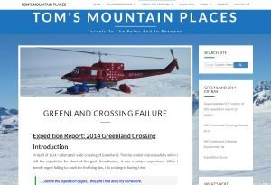 Greenland Crossing Failure