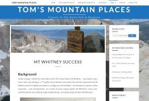 Mt Whitney SUCCESS