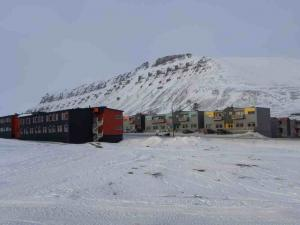 More Longyearbyen Housing
