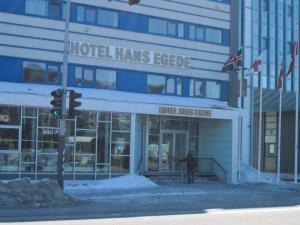 Nuuk hotel