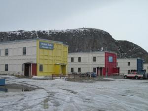 Repurposed barracks